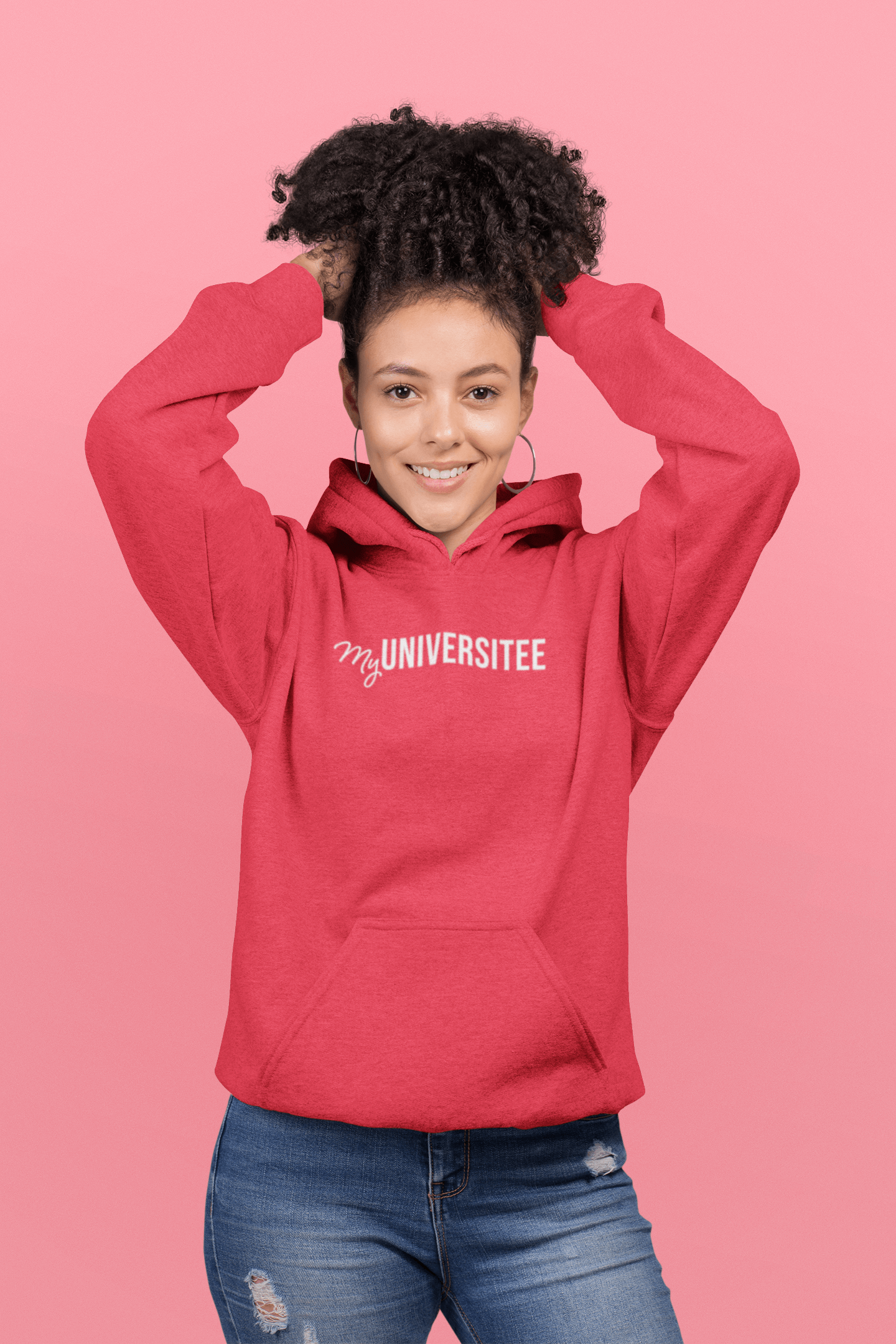 mockup-of-a-flirty-woman-wearing-a-pullover-hoodie-in-a-studio-23962