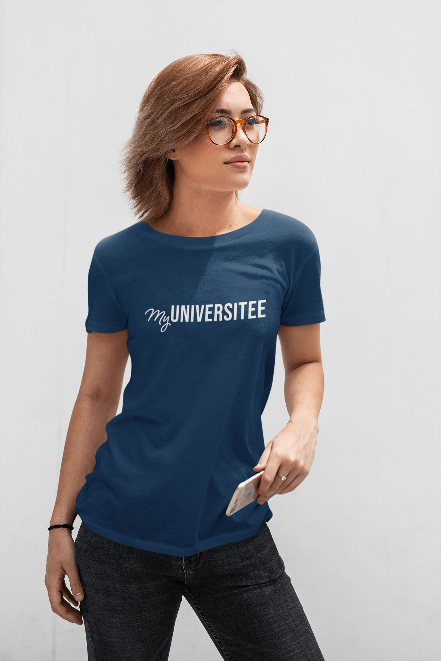 t-shirt-mockup-featuring-a-short-haired-woman-posing-in-front-of-a-white-wall-413-el-2